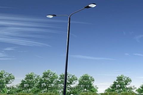 Прожектор уличный светодиодный 6500к